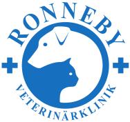Ronneby veterinärklinik logotyp